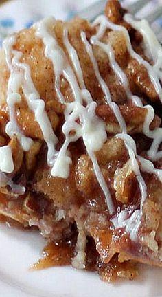 Caramel Pecan Biscuit Bake