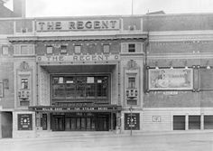 vintage everyday: How British Cinemas have Changed in the Past 100 Years through Pictures The Regent Cinema Sheffield 1927 Billie Dove, Sources Of Iron, Cinema Theatre, Italian Renaissance, Derbyshire, West End, Film Stills, Picture Show, Black History