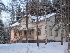 in1907Jugend house in Iitti, Finland