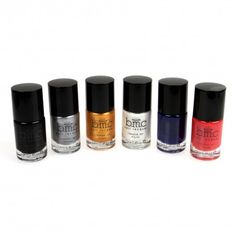 6pc Nail Stamping Lacquers - Creative Art Polish Collection, $12.99