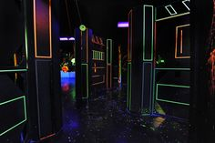 Laser Tag - Rinx Toronto
