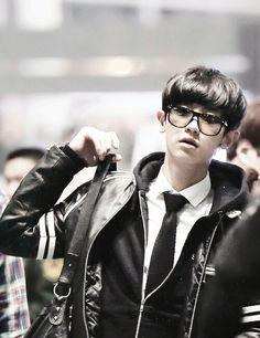 """Exo - Chanyeol """"Ugh! I just don't know what to say... He's too GORGEOUS!"""""""
