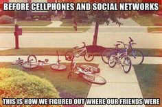 ♡♥..I actually miss seeing kids outside :(