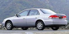 2002 Honda Accord EX SE. Love it!