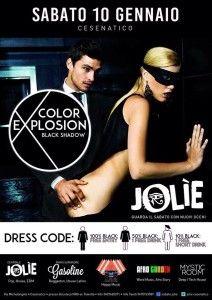 Il Jolie si cela dietro una Black Shadow http://www.nottiromagnole.it/?p=13976