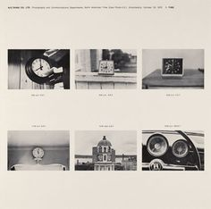 """looking: Brooklyn Museum exhibition's Materializing """"Six Years"""": Lucy R. Lippard and the Emergence of Conceptual Art. @CTSart #art"""