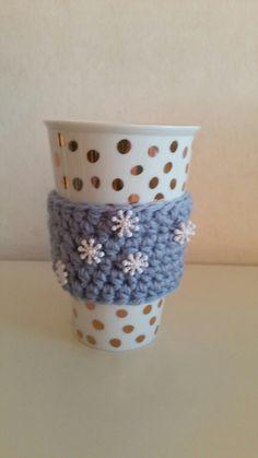 Crochet Coffie cozy