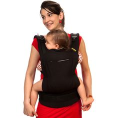 Liliputi® Soft Baby Carrier - Classic line - Noir Babywearing  More!   #liliputi #liliputistyle #babywearing #babycarrier #softbabycarrier