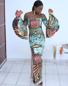trendy ankara asoebi styles for ladies,