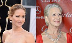 Jennifer Lawrence & Helen Mirren