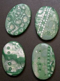 Mokume Gane Polymer Clay Tutorial