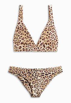FELINE Boys and Arrows leopard print bikini Fillis top Charlie bottoms Leopard Print Outfits, Animal Print Outfits, Leopard Print Bikini, Animal Print Swimsuit, Animal Prints, Men's Swimsuits, Women Swimsuits, Bikini Body Guide, Flattering Bikini