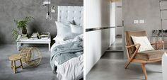 Suelos grises para un hogar en estilo sencillo - http://www.decoora.com/suelos-grises-hogar-estilo-sencillo/