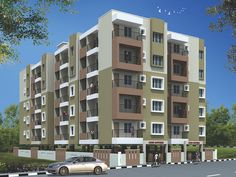 Abhee Daffodils by PNR Group – 2BHK & 3BHK Residential Apartments/Flats in Whitefield, Bangalore. Rs. 41.7L – 51.7L