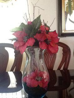 Las 12 Mejores Imágenes De Arreglos Florales De Navidad
