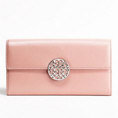 $79 - Coach calls it a wallet. With that buckle? I call it a clutch. Hello Summer evenings!