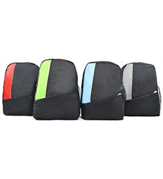 BP 808 Back Pack [BP 808] Size: 27cm(L) x 15cm(W) x 40cm(H) Material: Polyester 600 D + 1680 D Colour: Red, Apple Green, Light Blue, Grey