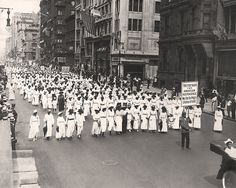 Here's Why You Need To Know About The 1917 Silent Parade   HuffPost - The anti-lynching protest became known as the first mass demonstration by African Americans. Marched in total silence...