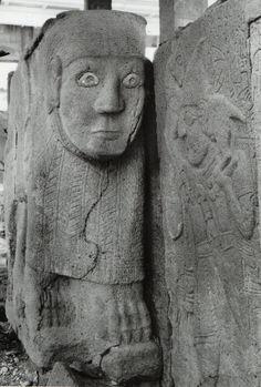 Hittite, of Asitawata's palace sphinx, Karatepe (Ekrem Akurgal) (Erdinç Bakla archive)