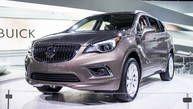 2016 Buick Envision Detroit auto show reveal
