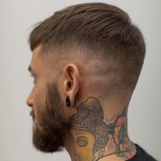 Grow out your summer buzzcut