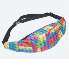 diy fanny pack pattern | 80s Gray Triangle Pattern Fanny Pack- For concerts! - Pesquisa Google