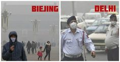 प्रदूषण में दिल्ली से ज्यादा खराब हालात में चीन ने पाया था तुरंत काबू और हम ….. | Punjab Kesari (पंजाब केसरी)