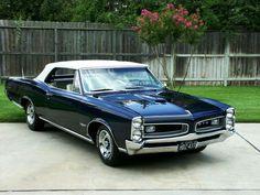 '66 GTO Convertible