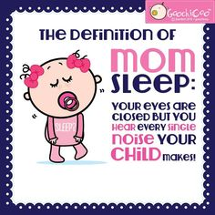 Sleep?! We're mommies! Its called worrying with your eyes closed!