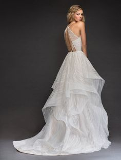 Courtesy of Hayley Paige Wedding Dresses of JLM Couture