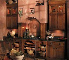Best 71 Best Kitchens Medium Brown Images Kitchens Cherry 400 x 300