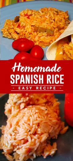 Easy Homemade Salsa – MEXICAN FOOD IDEAS