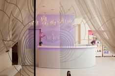 salon interior design - Google Search