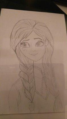 Princesa Ana,  Frozen