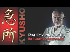 Kyusho Discussion Patrick McCarthy 1