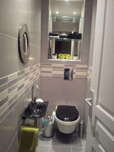 Les wc après les travaux