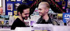 tom and bill kaulitz