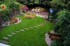 easy lanscaping ideas - Bing Images