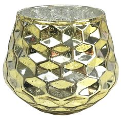 Just Artifacts is the leading supplier of mercury glass votive candle holders for sale online. We offer candle holders in gold, silver, copper and more.