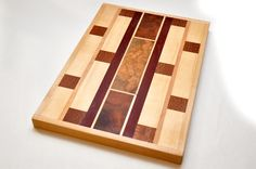 Finely Crafted Hardwood Cutting Boards by WoodWizardWoodworks, $95.00