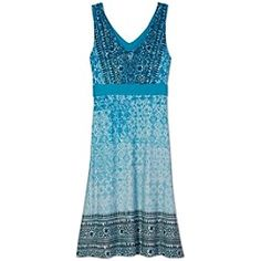 easy summer dress from Athleta. I could order their whole catalog.