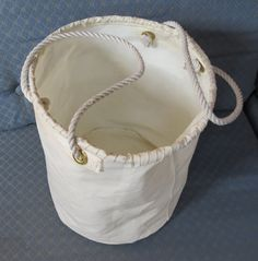 complete canvas bucket
