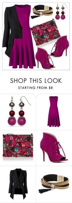 """""""Untitled #234"""" by chanlee-luv ❤ liked on Polyvore featuring Lands' End, Accessorize, ALDO, Alexander McQueen and Simons"""