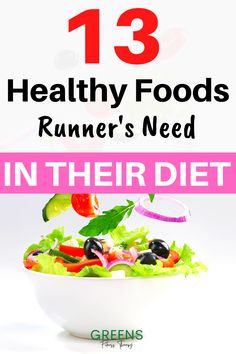 If you are a runner and trying to eat healthy. But at the same time keeping it simple and not just eating excessive amounts of pasta. This article gives you 13 foods you can easily add to your diet. Not only to improve your health but also improve your running. Check them out here. #runningdiet #howtoloseweightrunning Healthy Recipes For Weight Loss, Eat Healthy, Healthy Snacks, Healthy Living, Runners Food, Runners Guide, Nutrition For Runners, Diet And Nutrition, Best Lunch Recipes