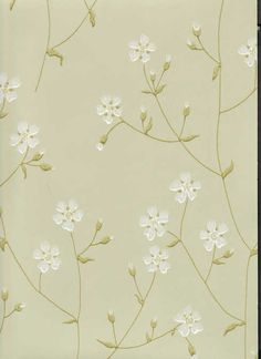 Niittyleinikki by Ritva Kronlund. Designer Wallpaper, Wallpaper Designs, Paint Chips, Fabric Wallpaper, Textile Prints, Color Inspiration, Projects To Try, Objects, Watercolor