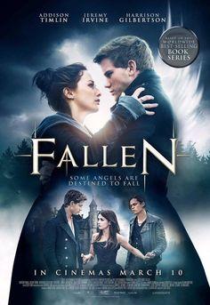 Fallen - Engelsnacht (US Poster)