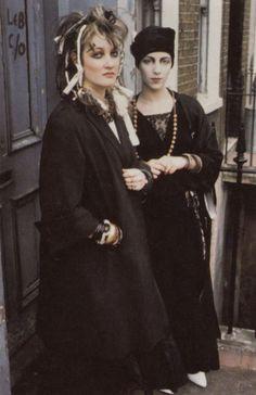80's Trad Goth.
