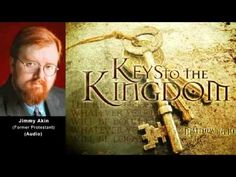 Jimmy Akin's Personal Testimony From Protestantism to Catholic (Audio)