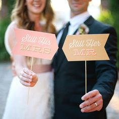 Custom Couples Photo Prop - Vow Renewal - Still His / Still Hers
