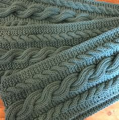 Ravelry: Cable It Up by Aimee Pelletier